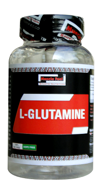 Mass gainer with creatine and glutamine